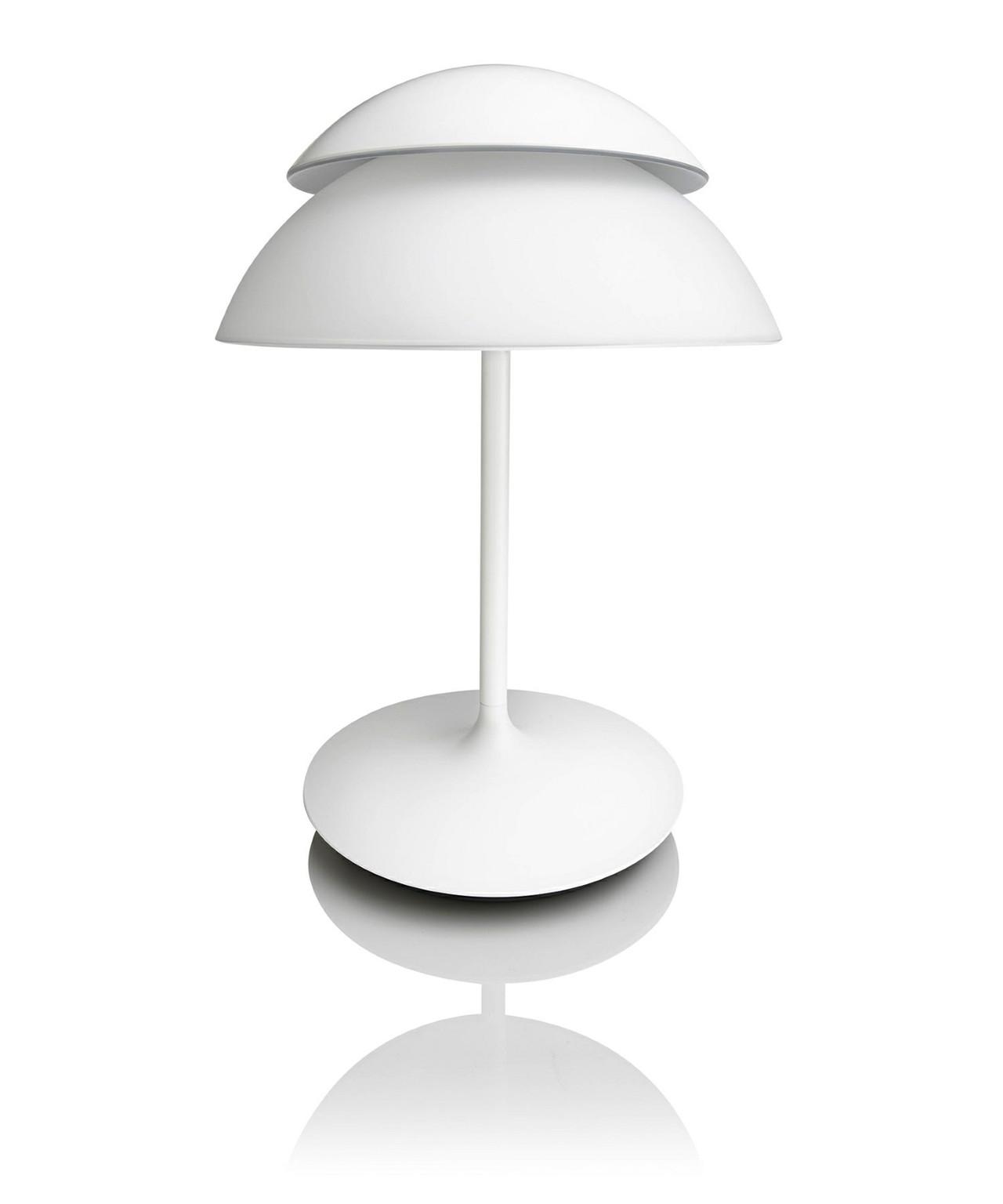philips hue beyond tishcleuchte. Black Bedroom Furniture Sets. Home Design Ideas
