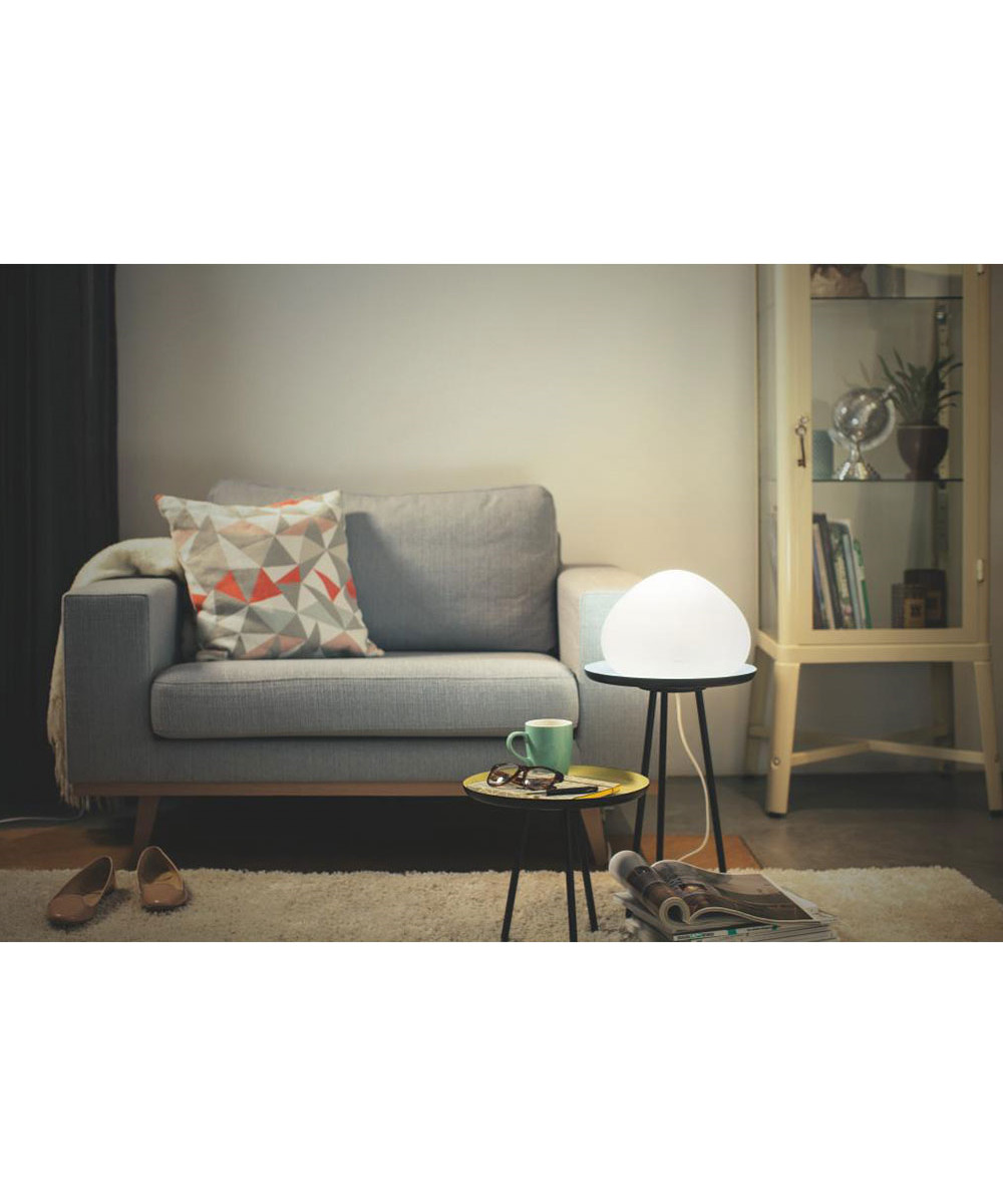wellner hue tischleuchte wei philips hue. Black Bedroom Furniture Sets. Home Design Ideas