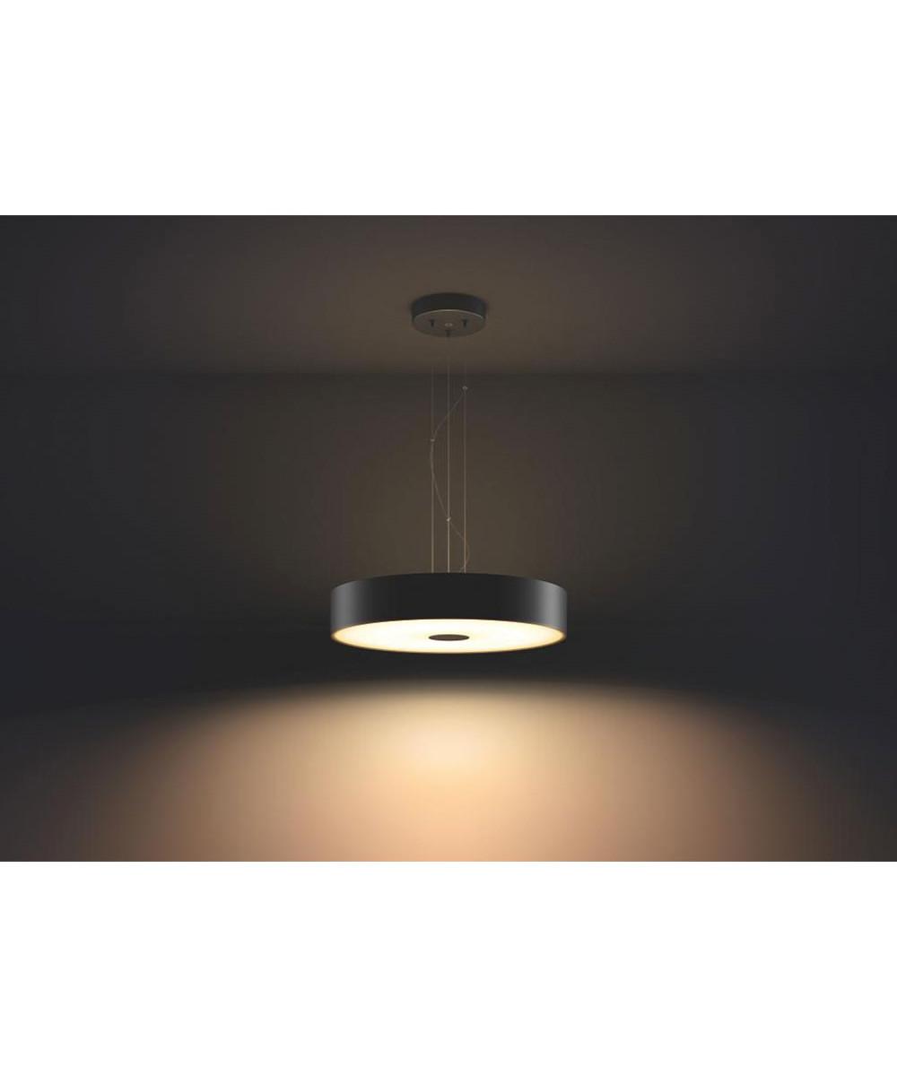 fair hue pendel sort philips hue. Black Bedroom Furniture Sets. Home Design Ideas