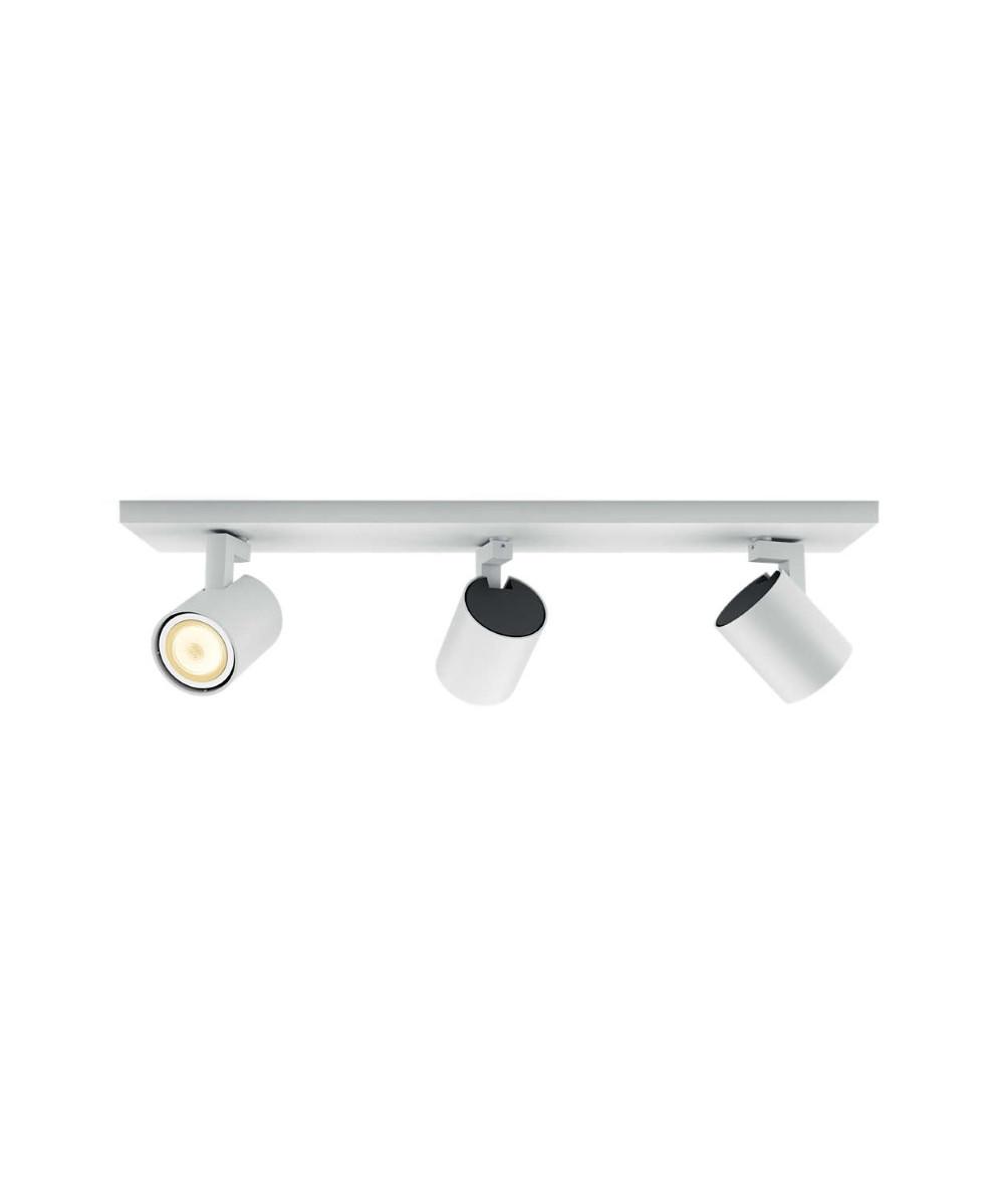 Runner bar/tube 3x5,5 hvid