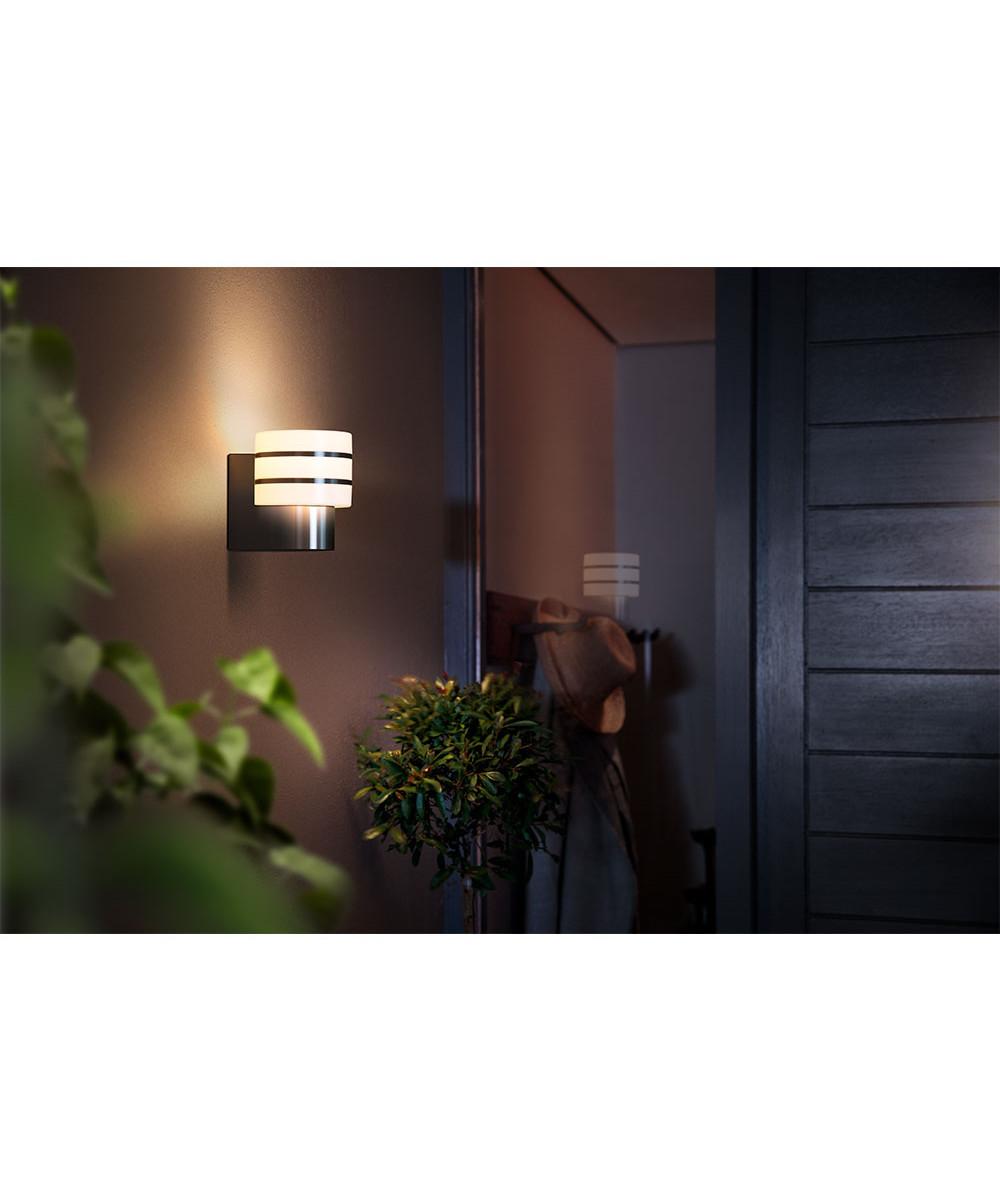 Ultra Tuar Udendørs Væglampe - Philips Hue ON97