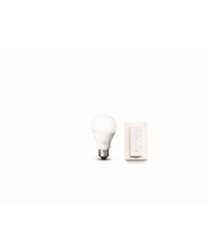 philips hue white dim kit 9 5w e27. Black Bedroom Furniture Sets. Home Design Ideas