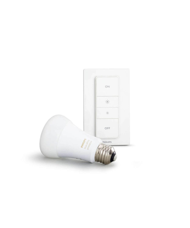 philips hue white ambiance dimmerkit. Black Bedroom Furniture Sets. Home Design Ideas
