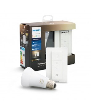 philips hue white ambiance dimmerkit. Black Bedroom Furniture Sets. Home Design Ideas