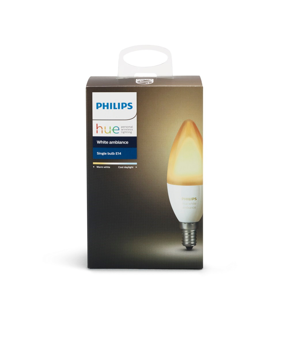 philips hue ambiance 6 5w e14 philips. Black Bedroom Furniture Sets. Home Design Ideas