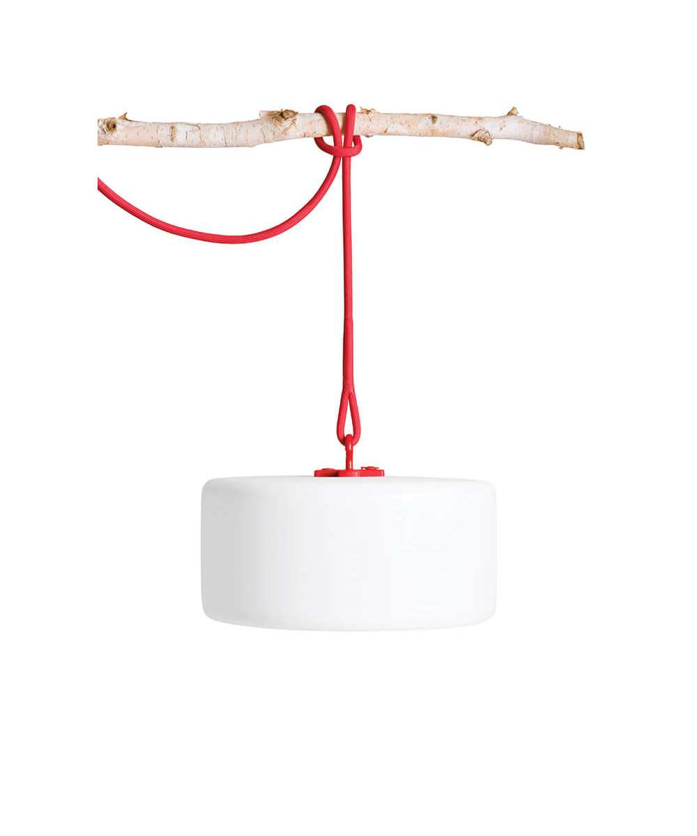 Image of   Thierry Le Swinger Lamp Rød - Fatboy®