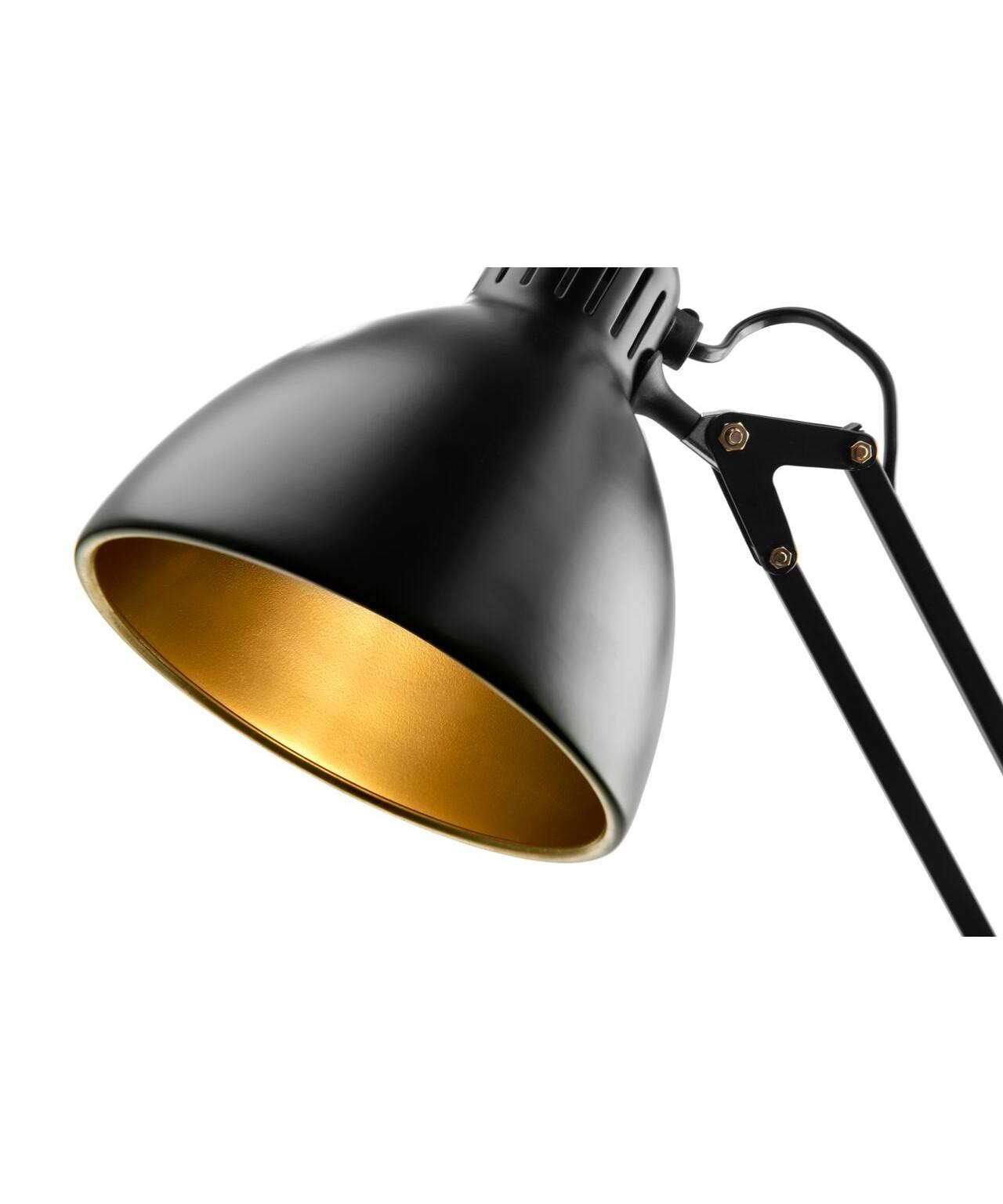 archi w2 wandleuchte schwarz gold light point. Black Bedroom Furniture Sets. Home Design Ideas