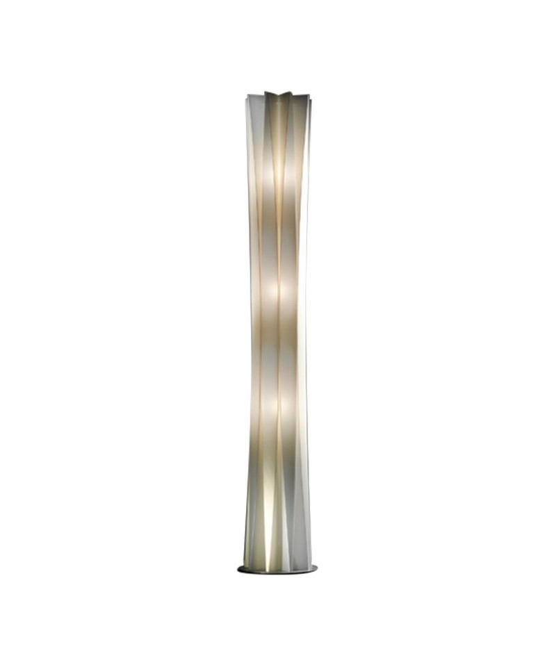 Bach Gulvlampe XL Gylden - SLAMP