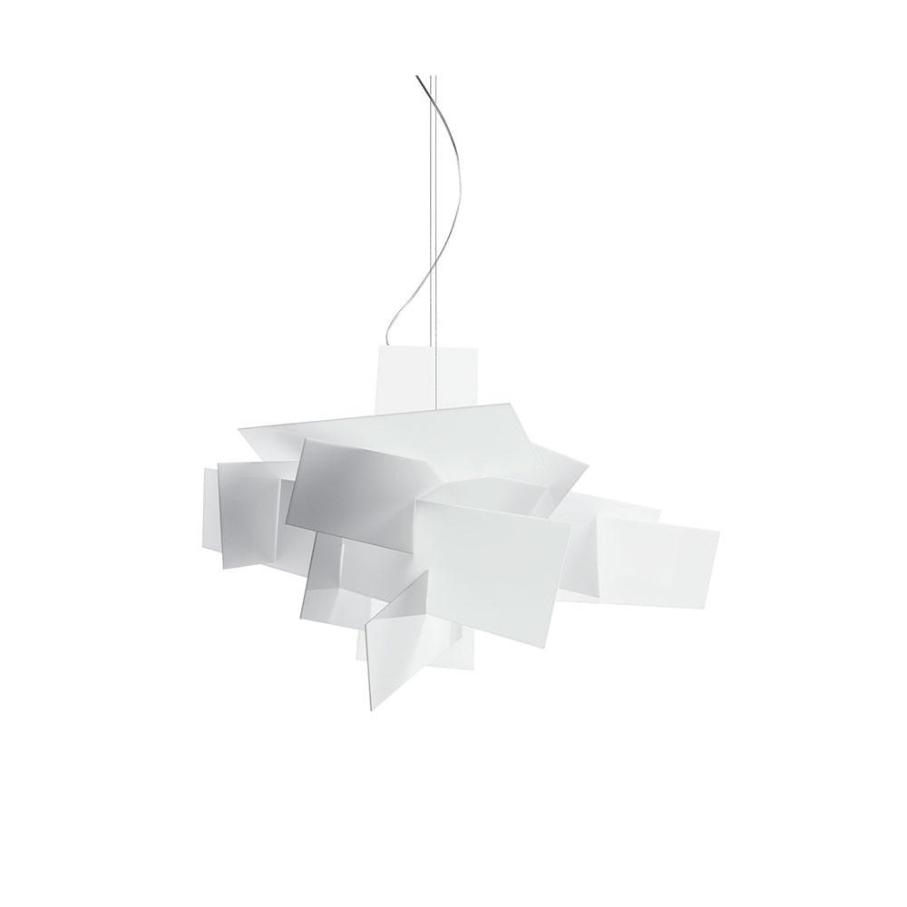 Image of   Big Bang Pendel Hvid R7s 10m - Foscarini