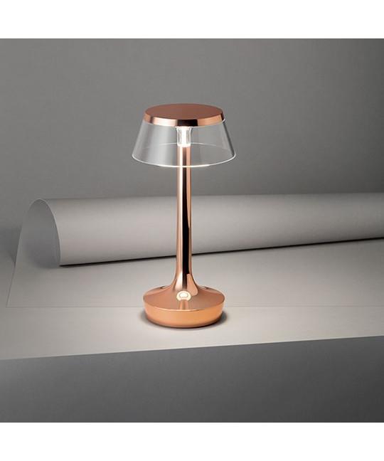 bon jour unplugged bordlampe flos. Black Bedroom Furniture Sets. Home Design Ideas