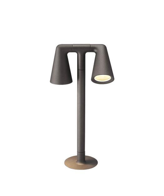 belvedere spot double f2 au enleuchte 22 flos. Black Bedroom Furniture Sets. Home Design Ideas