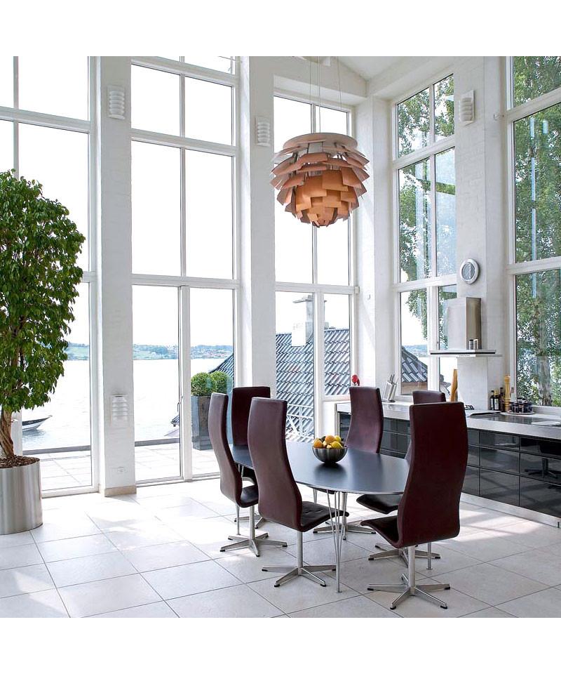 ph zapfen kupfer 720 840 louis poulsen. Black Bedroom Furniture Sets. Home Design Ideas