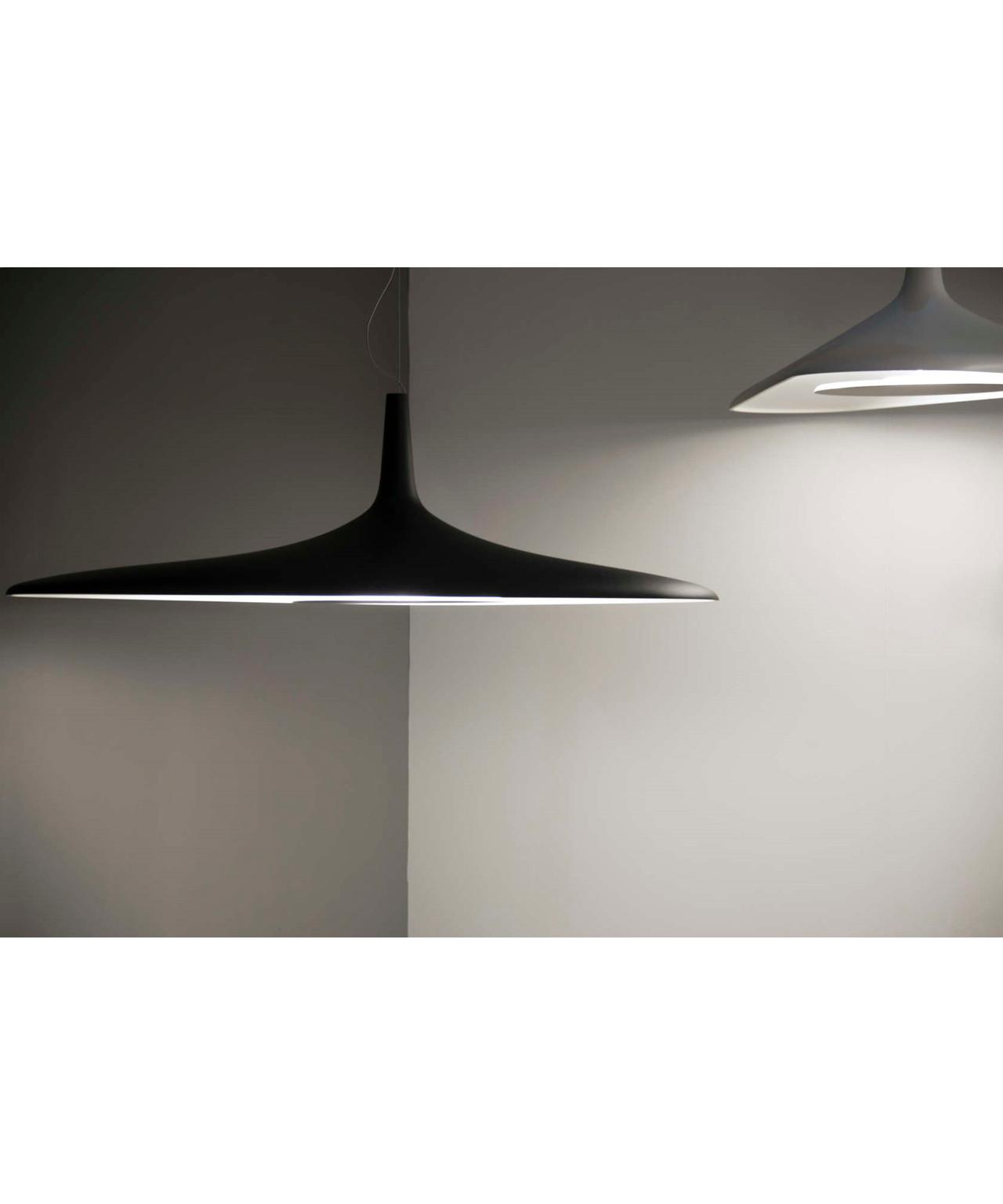 Soleil Noir Pendel 35 Hvid - Luceplan