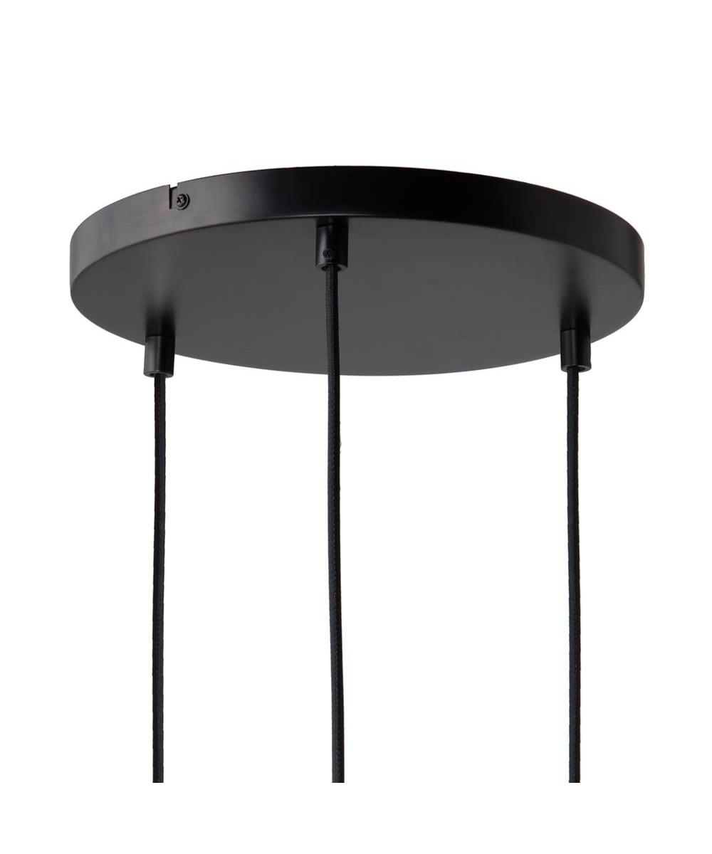 Canopy Ø30 Mat Sort - Frandsen
