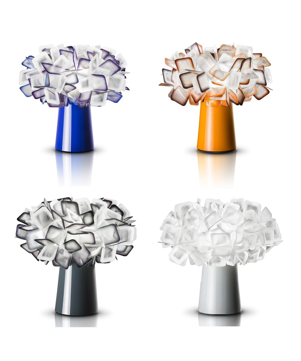 Clizia Bordlampe Hvid - SLAMP