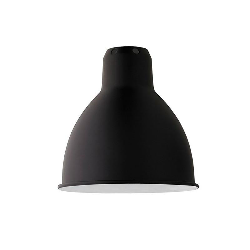 Image of   Skærm til Lampe Gras Classic Sort/Hvid - Lampe Gras