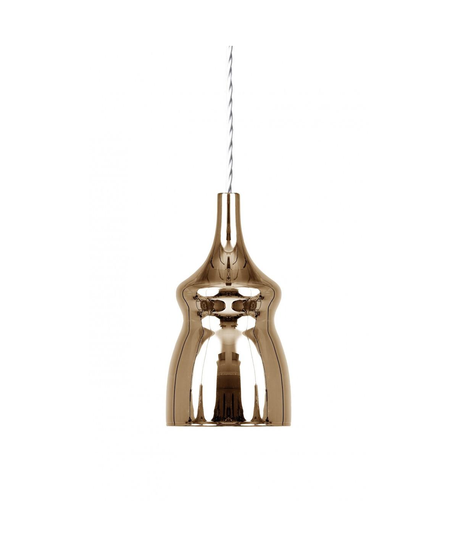 Studio Italia Design Nostalgia Suspension SO1 Rose Gold - Studio Italia Design