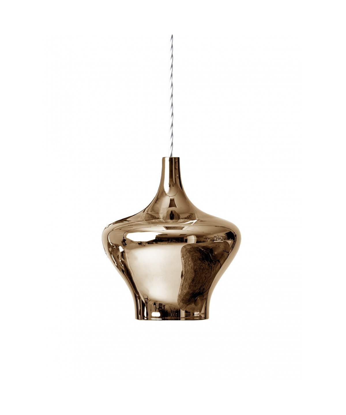 Nostalgia Pendel SO2 Rose Gold - Studio Italia Design