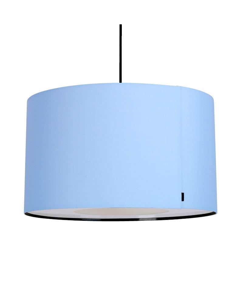 Paso 50 p1 uni pendel blå m/sort ledning