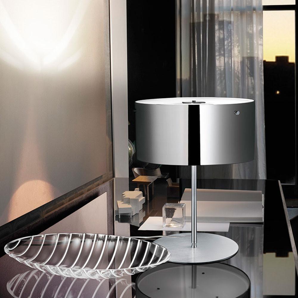 Thor 42 bordlampe krystal/spejl