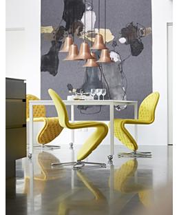 pantop pendelleuchte kupfer verpan. Black Bedroom Furniture Sets. Home Design Ideas
