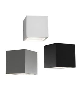 Bra Cube LED Utomhus Vägglampa - LIGHT-POINT YC-79