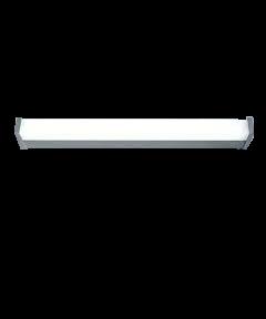 V.IP 44 Væglampe 620mm Alu - Embacco